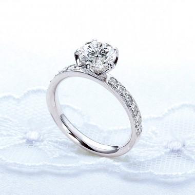 婚約指輪クレア