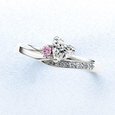 婚約指輪kn7