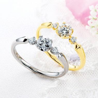 婚約指輪リバティー