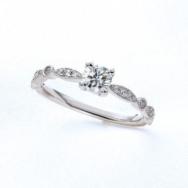 婚約指輪ピスカピスカ