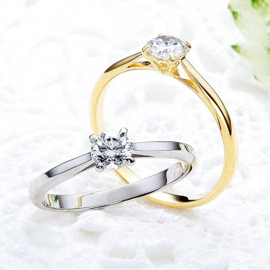 婚約指輪ソリテールU
