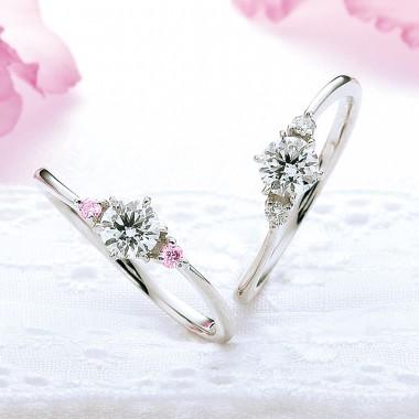 婚約指輪ジャム
