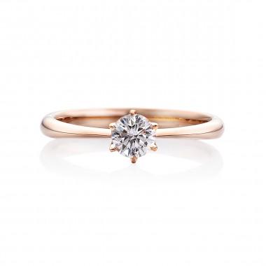 婚約指輪 k2ピンクゴールド