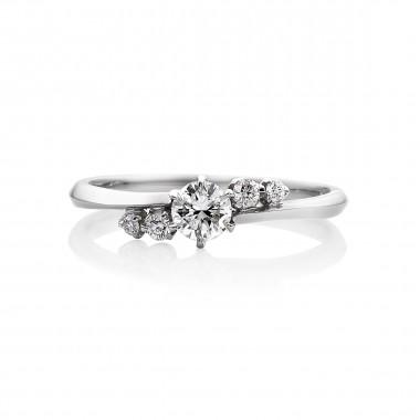婚約指輪 シャイニー