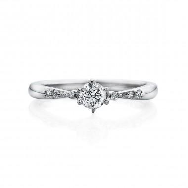 婚約指輪 T6
