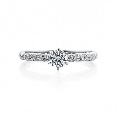 婚約指輪 T8