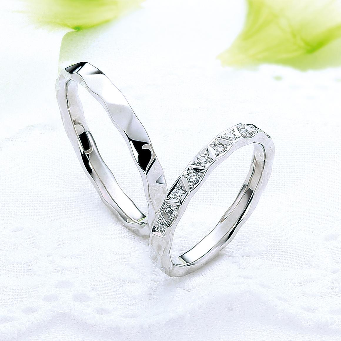 結婚指輪ラナ