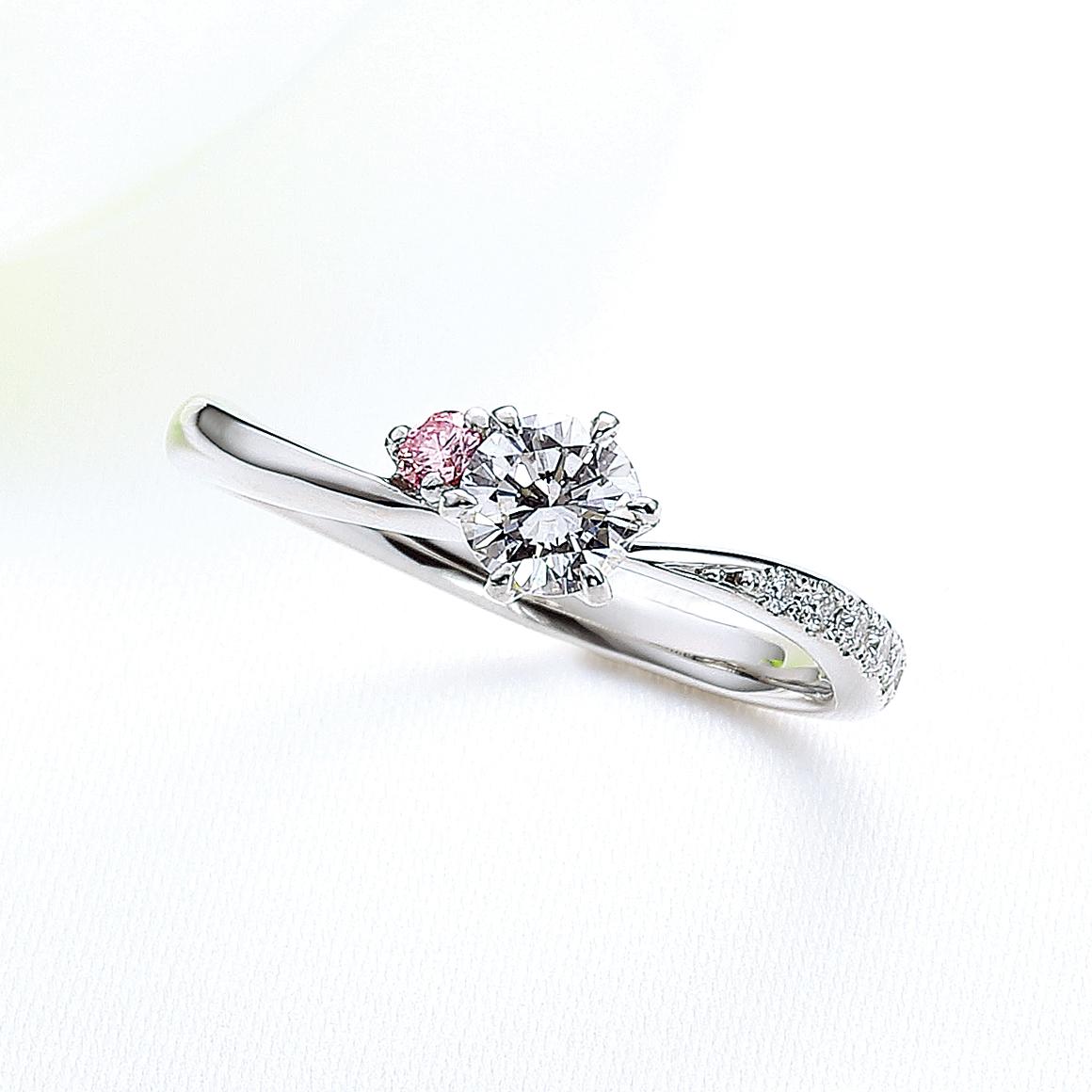 婚約指輪CA1