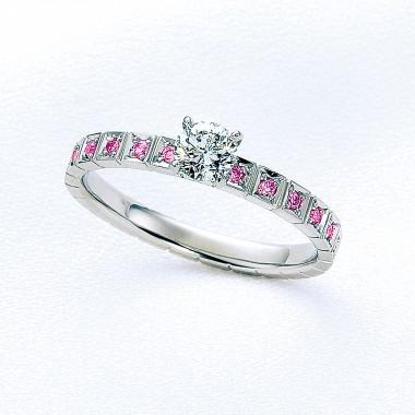 婚約指輪マイレ