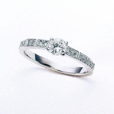 婚約指輪ポンテ