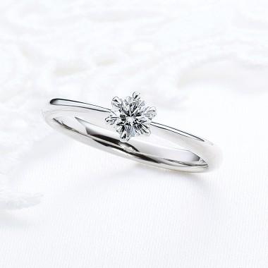 婚約指輪K2