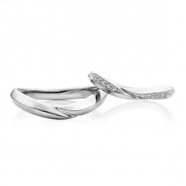 結婚指輪ブーケ