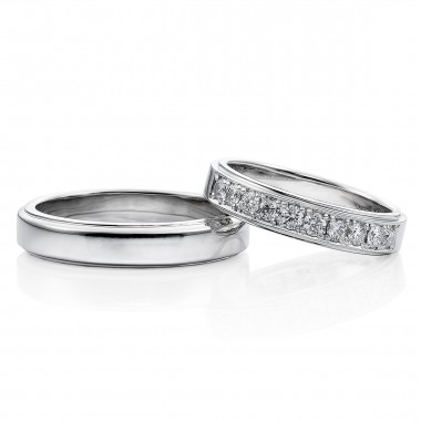 結婚指輪ファイン