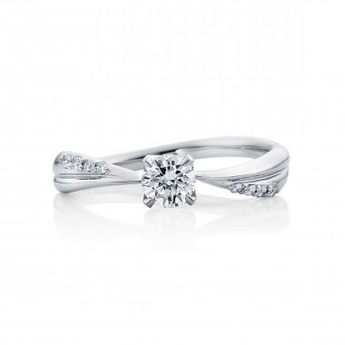 婚約指輪 バタフライ