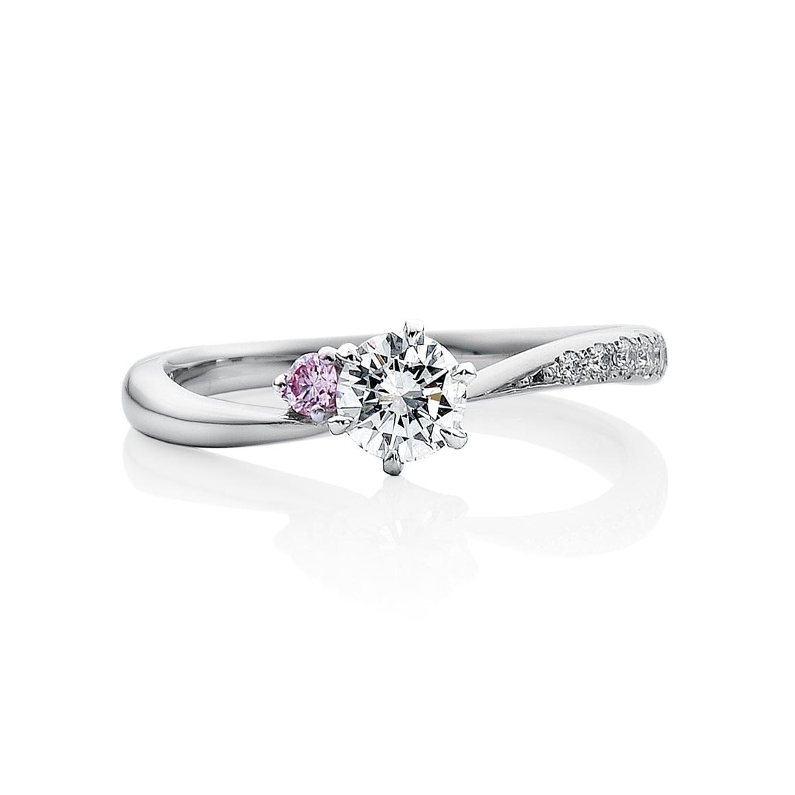 婚約指輪 CA1