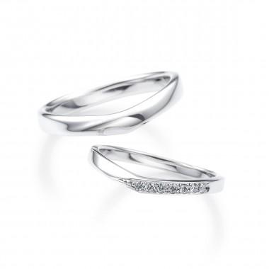 結婚指輪デイジー
