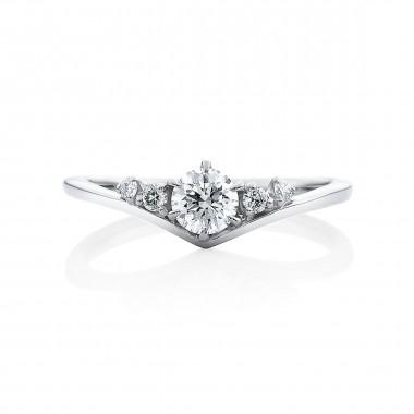 婚約指輪 KA10