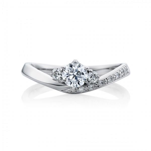 婚約指輪 ka18