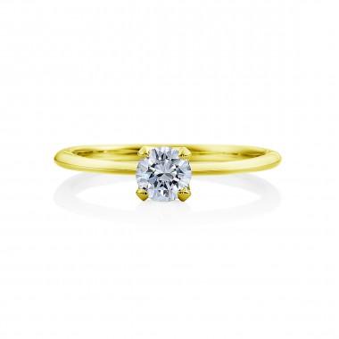 婚約指輪 オプティマール