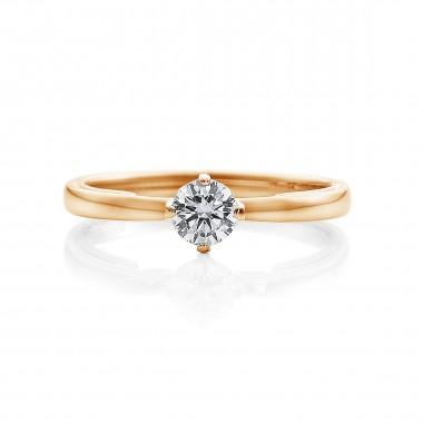 婚約指輪 プリンセサピンクゴールド