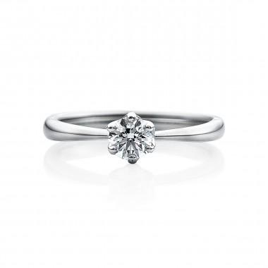 婚約指輪 U6