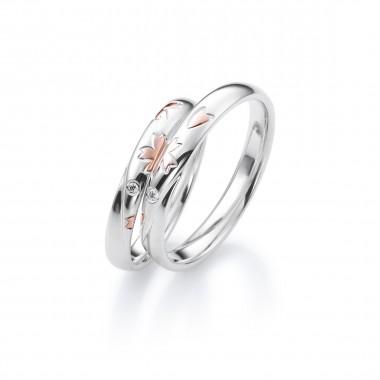 結婚指輪スリズィエ