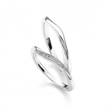 結婚指輪シュガー