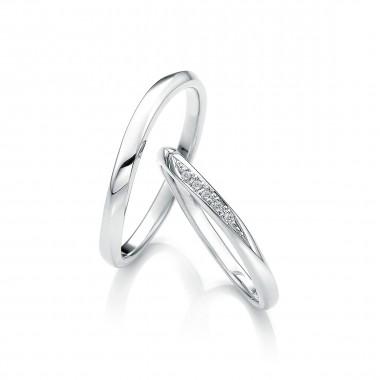 結婚指輪シャイニー