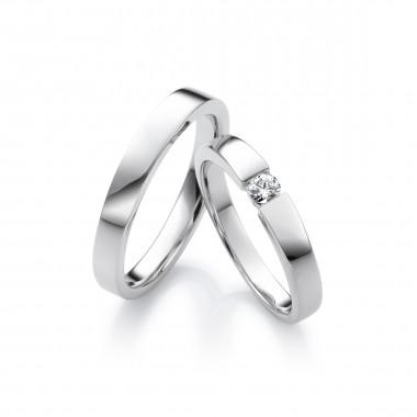 結婚指輪ソロ