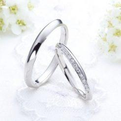 結婚指輪ジンジャー