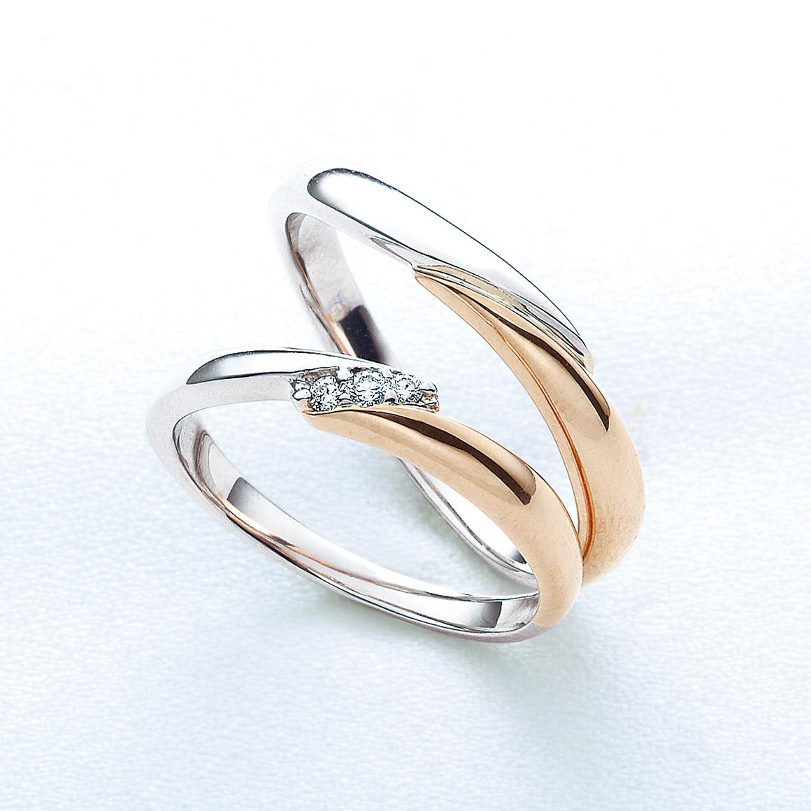 結婚指輪チェリー