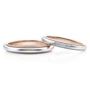 結婚指輪マーズ