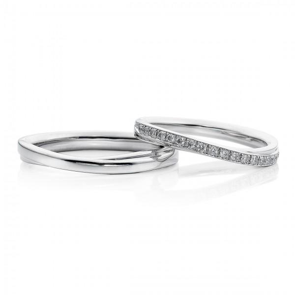 結婚指輪マーメイド