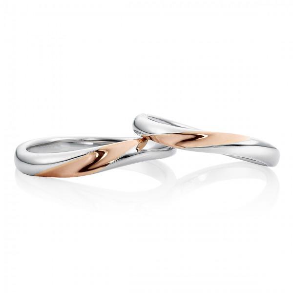結婚指輪スノー