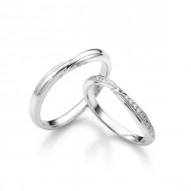 結婚指輪ミエル
