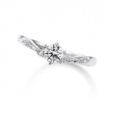 婚約指輪O8