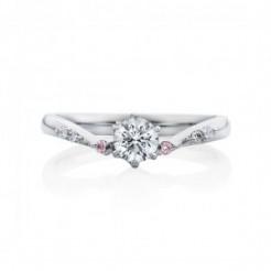 婚約指輪 O8