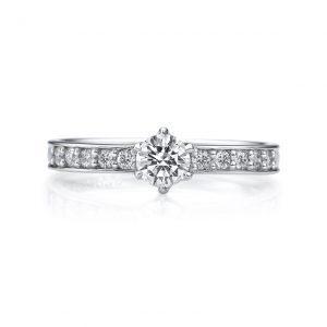 婚約指輪PU3