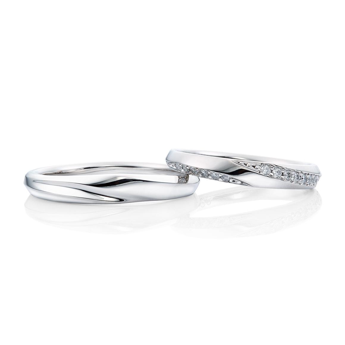 結婚指輪サクラ