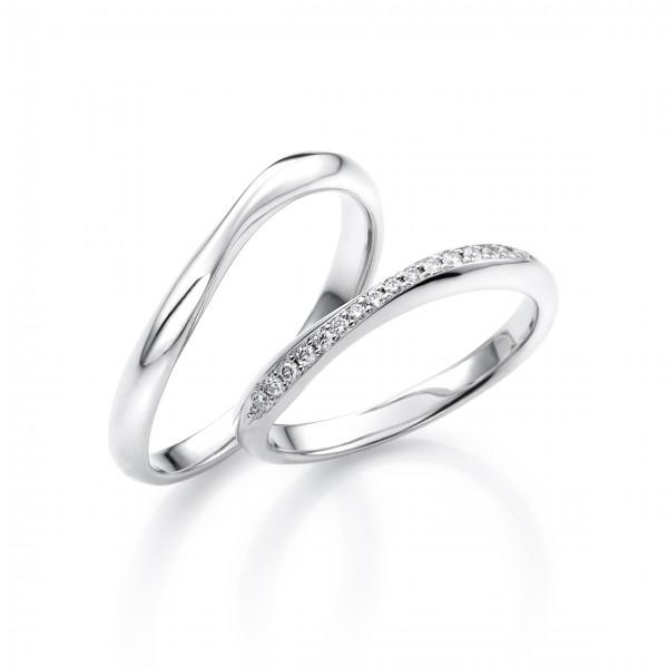 結婚指輪キャロル