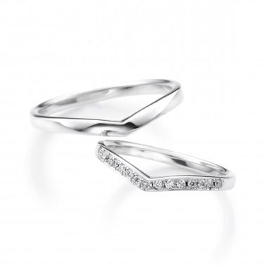 結婚指輪ブロッサム