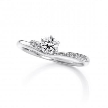 婚約指輪カルミア