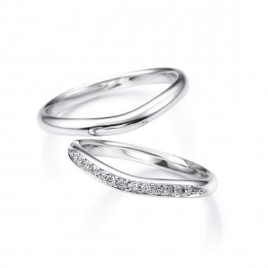 結婚指輪ラフィネ