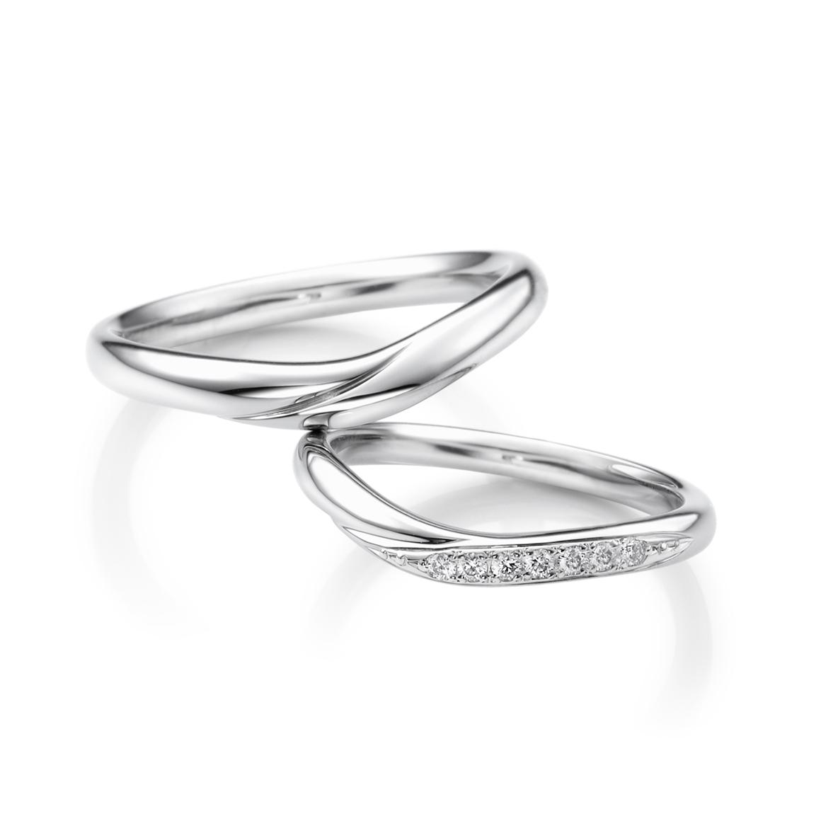 結婚指輪アカシア