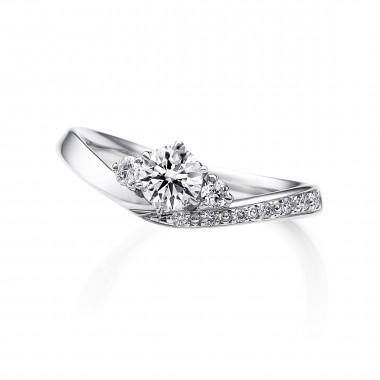 婚約指輪ka18