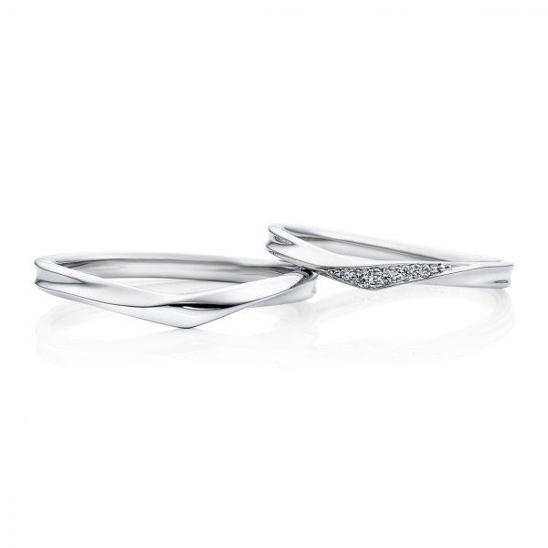 結婚指輪レイ