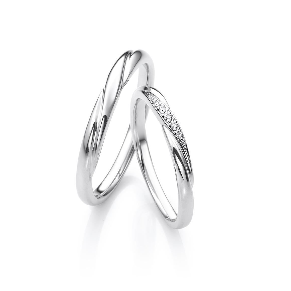 結婚指輪リガーレ