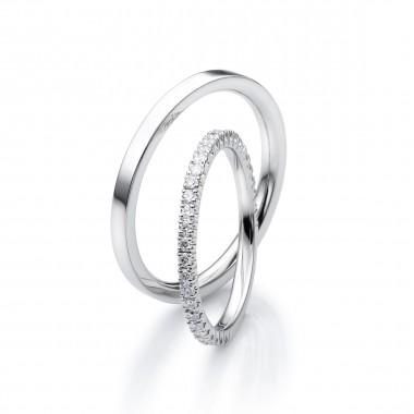 結婚指輪パウダー