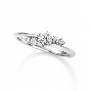 婚約指輪シャイニー