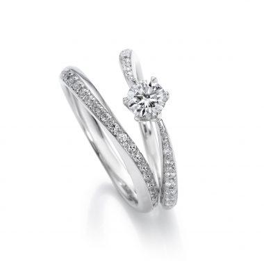 婚約指輪シャルマン&キャロル